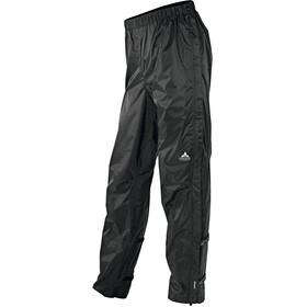 VAUDE M's Fluid Full-Zip Pants II Black (010)